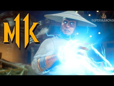 """Playing With One Of Raidens BEST Moves! - Mortal Kombat 11: """"Raiden"""" Gameplay"""