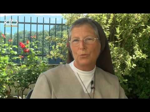 Soeur Colette Oberson, Soeur de la Visitation