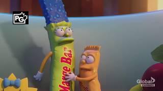 The Simpsons Treehouse of Horror XXVIII Intro