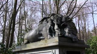preview picture of video 'Zabytkowy Park w Pokoju - 2014r.'