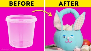 How To Make A Super Easy And Mega Cute DIY Easter Basket