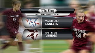 Full replay: Waterford at East Lyme boys' and girls' soccer double-header