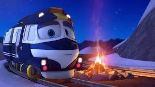 Мультфильм для детей про паровозики – Роботы поезда 🚄   все серии подряд
