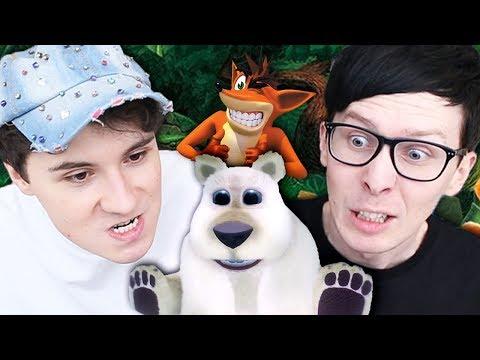 , title : 'Dan and Phil's Furry Throwdown!'
