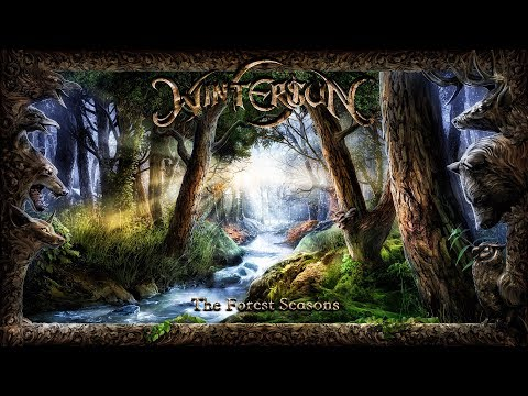Wintersun - The Forest Seasons (Official Full Album)