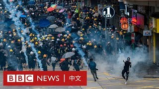 港島東遊行:「游擊式」示威成常態 香港警方如何應對?- BBC News 中文