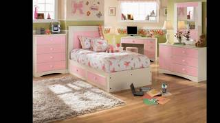 Little Girl Bedrooms Furniture