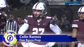 Colin Ramos | Don Bosco Prep | 2019 JSZ All Zone Profile