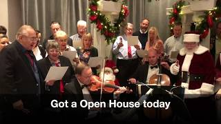 2017 Christmas Song - Jingle Bells (This House Smells)