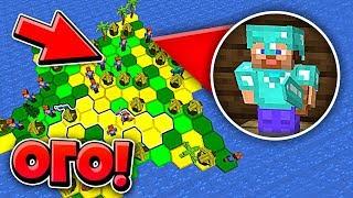 ЛОГИЧЕСКАЯ СТРАТЕГИЯ С ОГРАНИЧЕННЫМ ВРЕМЕНЕМ! 2 VS 2! Minecraft мини игра
