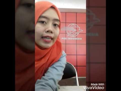 Cara Cek kiriman Via pos indonesia