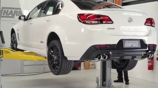Episode #56: Holden VF SS V Brake Pad Upgrade with Bendix