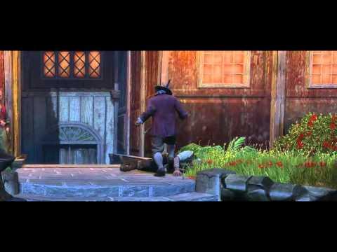 Among Ravens Among Ravens (Clip 2 'Ellis Fight')