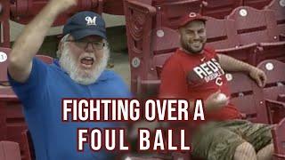 يصبح سانتا الأزرق غاضبًا عندما يحصل Red Shirt على الكرة الفاسدة ، مما يؤدي إلى انهيار