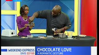 Weekend Express: Chocolate as a romantic gesture