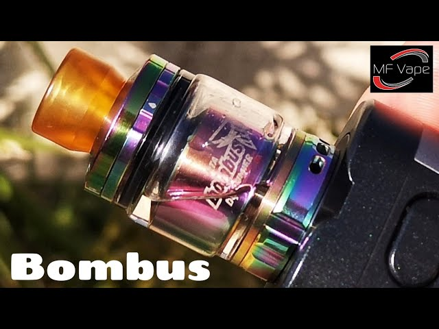 Bombus RTA by Oumier - Review & Rebuild