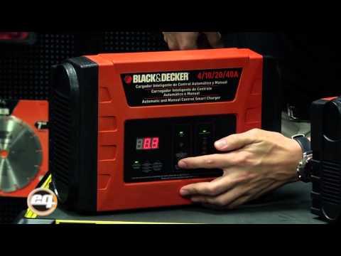 Black&decker: cargadores de batería BC40 BC25 y BC12