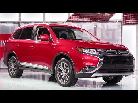 2016 Mitsubishi Outlander – 2015 New York Auto Show