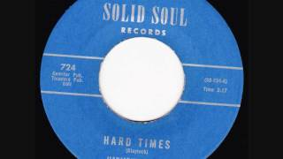 Harmonica Slim - Hard Times