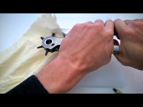 Revolverlochzange und Lochschrauber im Vergleich   Schlemming Produktvideo