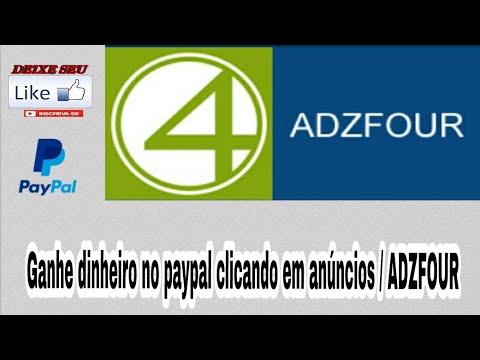 Como Ganhar Dinheiro na Internet Clicando em Anúncios - ADZFOUR