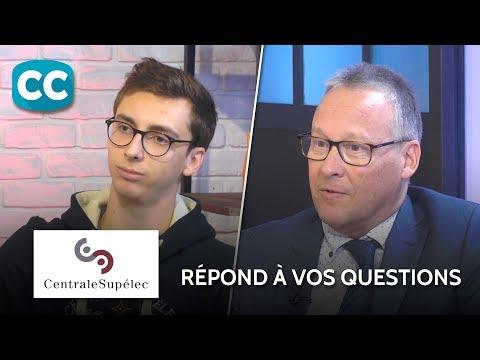 L'oral : ingénieur diplômé de CentraleSupélec