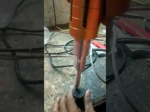 Ultrasonic Spot Welding Gun