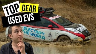 WHY Top Gear misrepresents Used Electric Cars 🔌🔋🚗