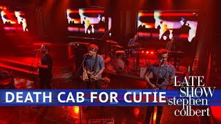 Death Cab For Cutie Performs