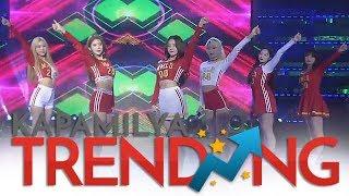 Maki-Boom Boom Kasama Ang Momoland Sa It's Showtime Stage!