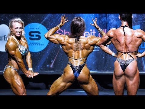 , title : 'Incredible Women's Physique - Great Class at Pro Qualifier and the winner is amazing!'