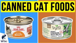 10 Best Canned Cat Foods 2020