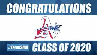 Americas High School Class Of 2020 Graduation Ceremony