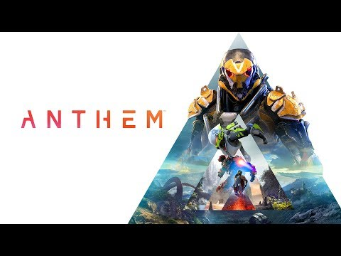 Anthem XBOX ONE KEY UNITED STATES