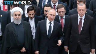 Turkey, Russia, Iran Set For Summit In Ankara   The War In Syria