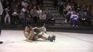 Randy Cruz over Logan David