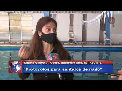Villa María: Volvieron los natatorios