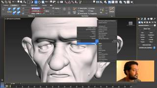 Preview MasterClass: Developing animatable, detailed 3DAssets with 3DsMax and Mudbox