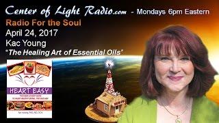"'The Healing Art of Essential Oils"""