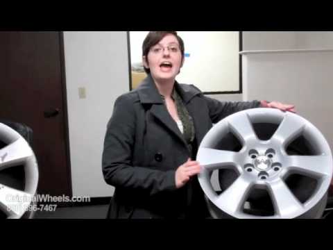 Avalon Rims & Avalon Wheels - Video of Toyota Factory, Original, OEM, stock new & used rim