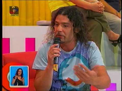 """Apresentação """"História sem fim"""" na TVI"""