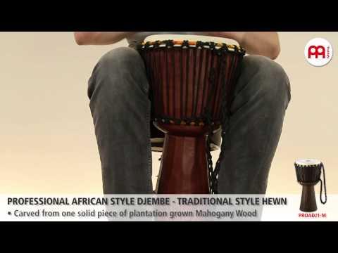 MEINL PROADJ1-M Profesional African series Djembe