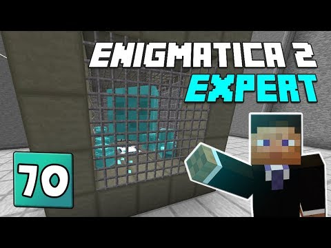 Enigmatica 2 Expert Skyblock EP8 Industrial Foregoing mob