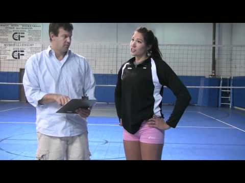 Asics Spandex low cut volleyball shorts