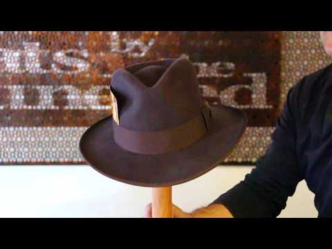 Indiana Jones Fedora Hat Review- Hats By The Hundred