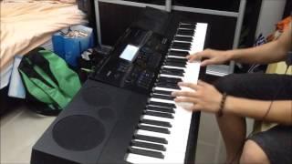 ゆず 《表裏一体》 (Hyori Ittai)  piano cover