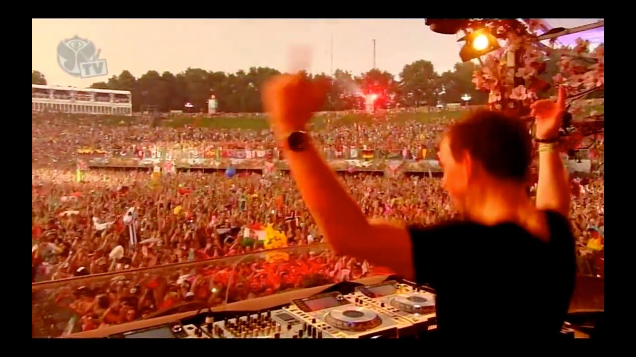 Hardwell - Live @ Tomorrowland 2013
