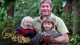 "Bindi Irwin On Following In The Footsteps Of Her ""Crocodile Hunter"" Dad 