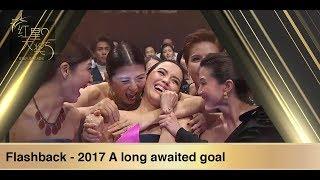 Star Awards 2019 - Flashback 2017 A long awaited goal 老友同夺视帝视后