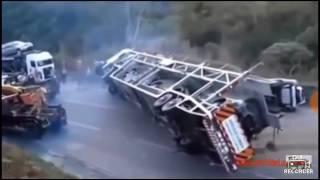 """Аварии грузовиков1"""""""